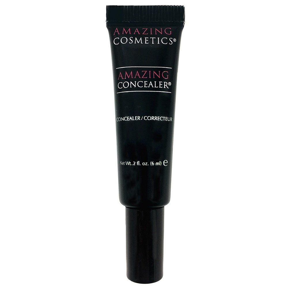 AMAZING COSMETICS Concealer, Light Golden, 0.2 fl. oz. ACGLS