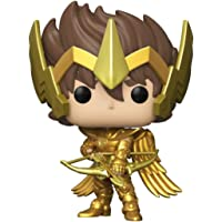 Funko Pop Sagittarius Seiya Gold Exclusivo Ae