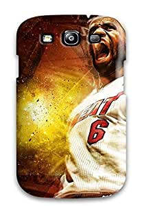 Awesome Case Cover/For Samsung Galaxy S3 Cover Defender Case Cover(miami Dolphins)