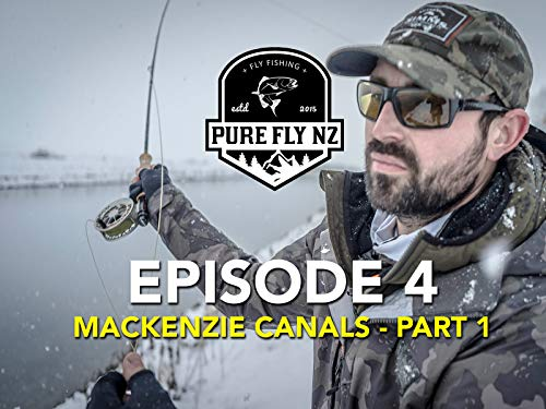 Mackenzie Country Canal Trout - Part 1