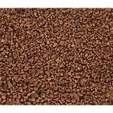 Walnut Shell Abrasive Blast Media, 6/10 Grit, Coarse Grade (5 lbs)