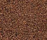 Walnut Shell Abrasive Blast Media, 6/10 Grit, Coarse Grade (5 lbs)