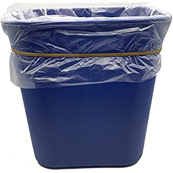 Amazon Com Garbage Trash Can Rubber Bands Large Size 17