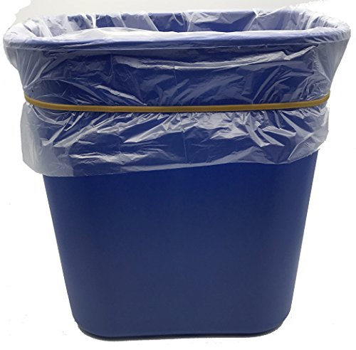 Large Garbage Pail (Garbage Trash Can Rubber Bands Large Size 17
