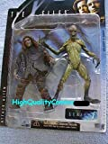 X-Files Action Figure, Caveman, Alien, MIP, Club, Series 1, 1998