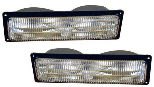 Chevy/GMC Replacement Turn Signal Light Composite - 1-Pair