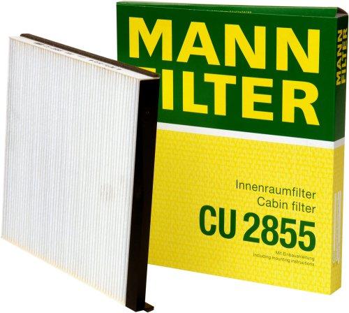 Mann-Filter CU 2855 Cabin Filter for select  Volvo models - Volvo Xc90 Diesel