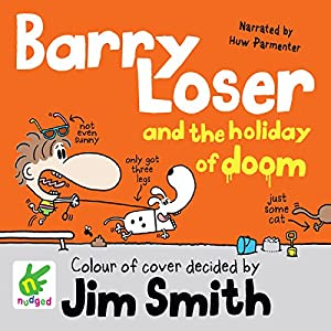 Barry Loser and the Holiday of Doom Audiobook