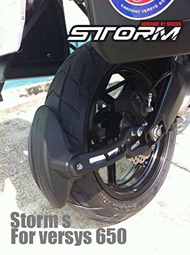 STORM AEROPART Rear Tire hugger Rainguard for Kawasaki VERSYS 650 2012-2014 (ABS)