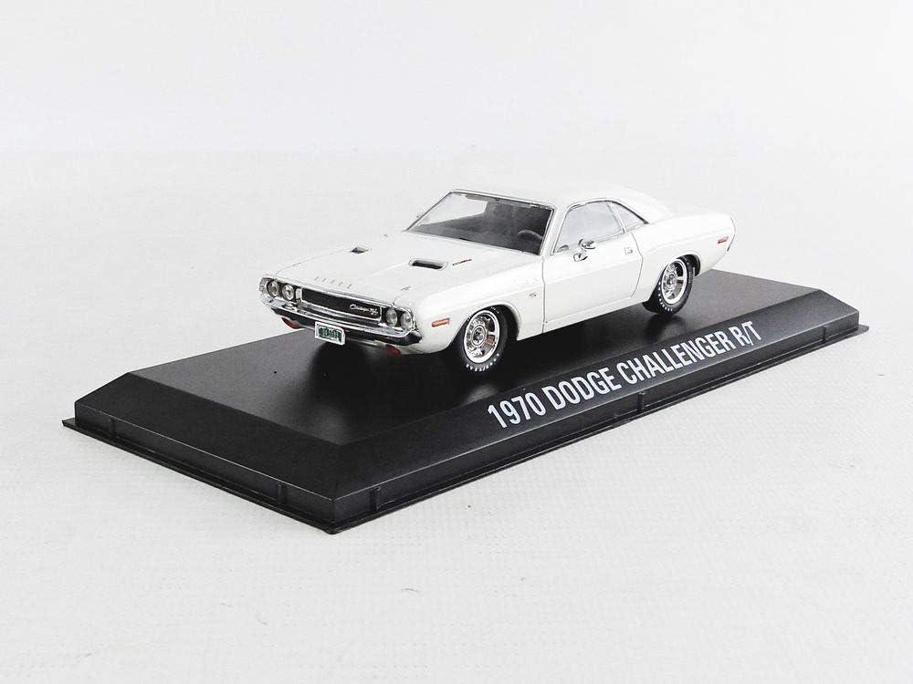 Greenlight Dodge Challenger Rt 1970 Vanishing Punkt 86545 1//43