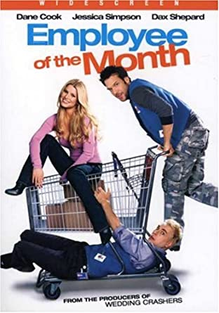 amazon com employee of the month widescreen edition dane cook