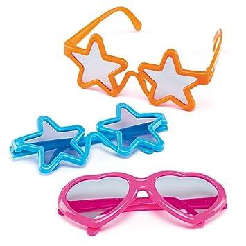 gafas de sol divertidas para nios pequeos juguetes perfectos como relleno de piata premios y