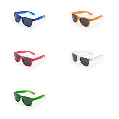 DISOK Lote de 25 Gafas de Sol Protección UV400 - Gafas de ...