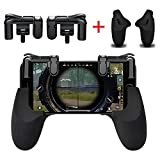 (US) Mobile Game Controller Sensitive Shoot and Aim Keys L1R1 Gaming Triggers for PUBG/Fortnite / Knives Out/Rules of Survival