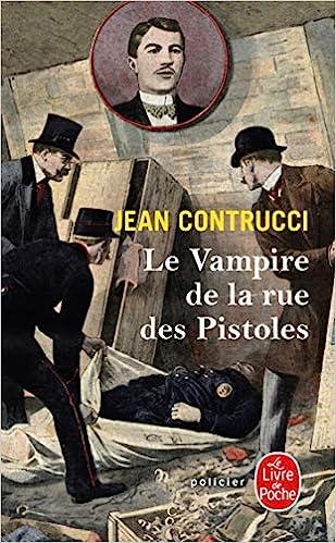 Amazon Com Le Vampire De La Rue Des Pistoles Ldp Policiers