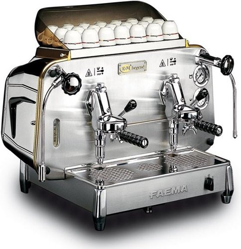 coffee maker faema - 5