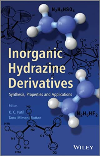 Inorganic hydrazine derivatives synthesis properties and inorganic hydrazine derivatives synthesis properties and applications 1st edition kindle edition fandeluxe Choice Image