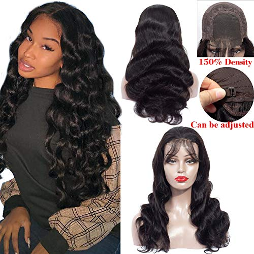 Healthair 12inch Brazilian Closure Density