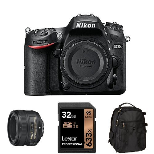 Nikon DX Format Camera Accessory Bundle