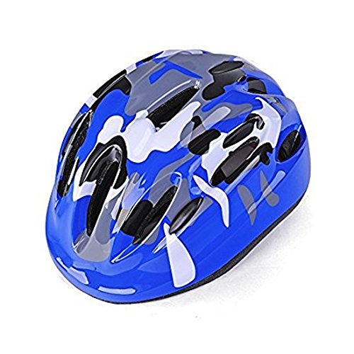 Camouflage Multi-spot Kids Safety Protective Skateboard Bike Skating Helmet Comfortable Adjustable Toddler Teens Youth Girls Boys Cycling Rollerblading scooters 3-5 5-8 years - Bicycle Camouflage Helmet