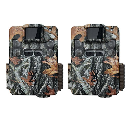 (2) Browning Strike Force PRO XD Dual Lens Trail Game Camera (24MP) | BTC5PXD Review