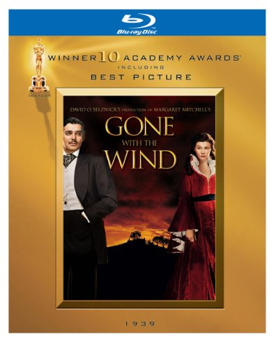 Gone with the Wind (BD) [Blu-ray]