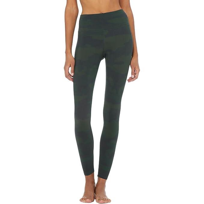 39706aeaea6201 ALO Women's High-Waist Vapor Leggings at Amazon Women's Clothing store: