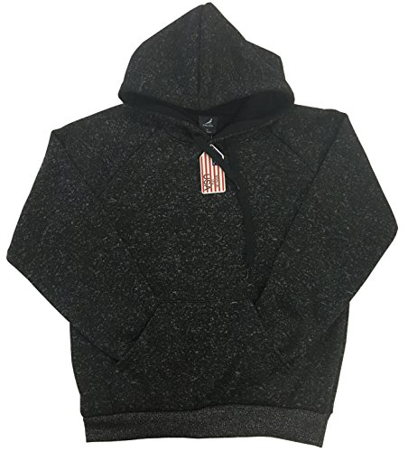 Gs-eagle Men's Tri-Blend Pullover Hoodie 3X-Large Black
