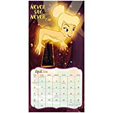2018 Tinker Bell Wall Calendar (Day Dream)