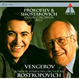Prokofiev and Shostakovich:Violin Concertos
