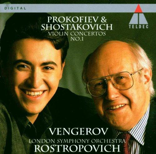 Prokofiev: Violin Concerto No. 1 / Shostakovich: Violin Concerto No. (Shostakovich Violin Concerto)