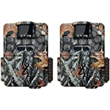 (2) Browning Strike Force Pro XD Dual Lens Trail Game Camera (24MP) | BTC5PXD