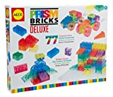 ALEX Toys - Early Learning Prism Bricks (84) Deluxe Kit - Little Hands K684