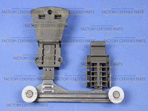 Maytag W10251051 Dishwasher Dishrack Adjuster Genuine Original Equipment Manufacturer (OEM) part for Maytag (Maytag Dishwasher Upper Dish Rack)