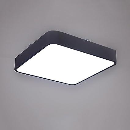 HOMEE Luces de techo ahorro de energía de la lámpara led ...