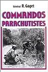 Commandos parachutistes par Gaget