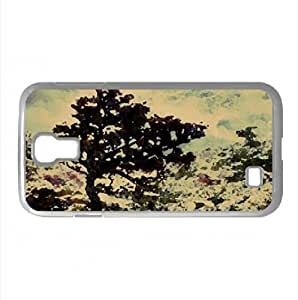 Patagonia Tree Watercolor style Cover Samsung Galaxy S4 I9500 Case (Winter Watercolor style Cover Samsung Galaxy S4 I9500 Case)