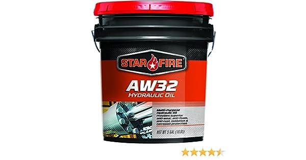 Amazoncom Starfire Premium Lubricants Aw 32 Hydraulic Oil 5