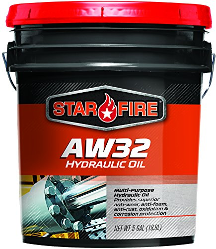 Starfire Premium Lubricants AW 32 Hydraulic Oil, 5 Gallon, - Starfire Star