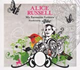 My Favourite Letters by Alice Russell (2005-11-01)