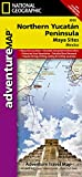 Yucatan Peninsula: Riviera Maya [Mexico] (National Geographic Adventure Map)