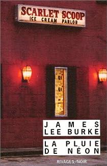 La pluie de néon par Burke