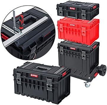 qbrick One 350 técnica maletín de herramientas caja de almacenamiento Caja de herramientas caja de herramientas werkstatttrolley Toolbox: Amazon.es: Bricolaje y herramientas