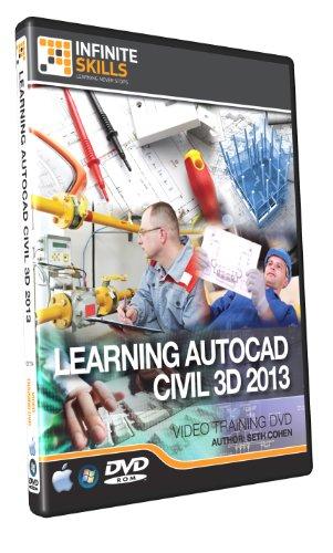 Learning AutoCAD Civil 3D - Training DVD - Video by Infiniteskills