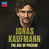 Music : The Age Of Puccini by Jonas Kaufmann (2015-05-04)