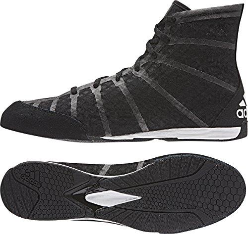 adidas Adizero Boxing boxschuhe nero/grigio
