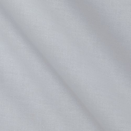 Robert Kaufman 0434331 Kona Cotton Solid 108in Wide Quilt Back White Fabric by the Yard