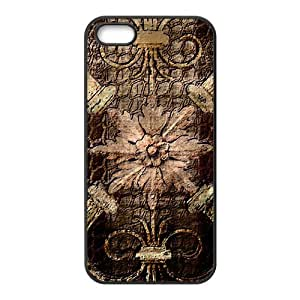 Exquisite instruments pattern Phone Case for iPhone 5S(TPU)