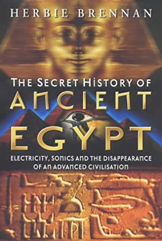 book cover of The Secret History of Ancient Egypt