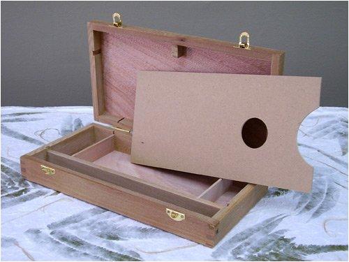Artist's Sketch Box 12-1/2 inch x 6-1/2 inch x2-/8 inches by Art Alternatives